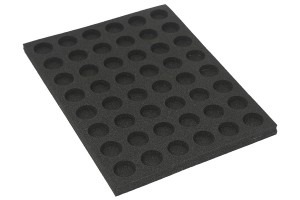 Foam tray for 25mm bases
