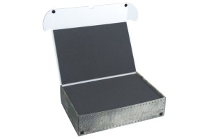 XL BOX with 72 mm raster foam tray