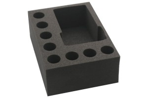 Foam tray for TX-225 GAVw Occupier Combat Assault Tank