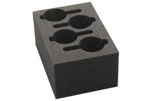 Foam tray for 4 x 74-Z Speeders