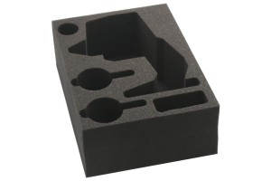 Foam tray for AT-ST and 2 x 74-Z Speeders