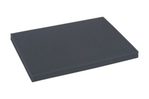 Full-size 25mm deep raster foam tray