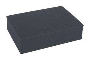Full-size 100mm deep raster foam tray